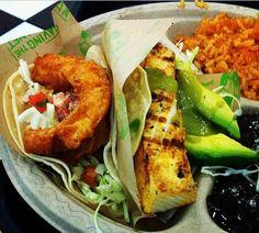 ... Fresh. www.bajafresh.com #tacos #fish #bajafresh #foodie #mexicanfood