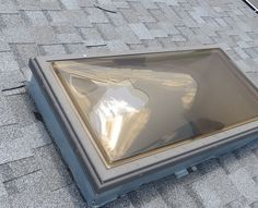 Calgary Skylight Repairs - Calgary Hail Insurance Claims Through The Roof Bragg Creek, Fort Mcmurray, Commercial Roofing, Residential Roofing, Through The Roof, Roofing Systems, Roofing Contractors, Skylights, Roof Repair