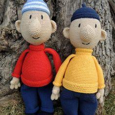 Pat a Mat – A je to! – Háčkování hraček & návody