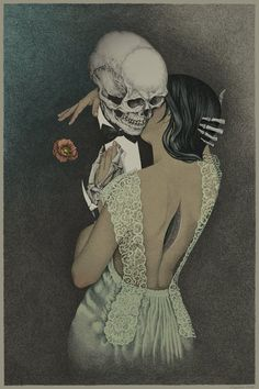 fer1972: Danse Macabre by Bubug