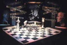 Threepenny Opera by Brecht - Richard Finkelstein, Stage Designer