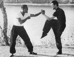 Teaching the art of fighting