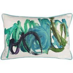 Finger Paint Pillow must do :)