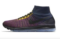 The Nike Zoom All Out Flyknit Returns In Vivid Purple