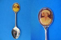 Queen Mother Souvenir Collector Spoon Royal Collectible 85th Birthday