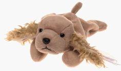 Ty Beanie Babies - Spunky the Cocker Spaniel Dog - Retired 8b1d0da6b78a