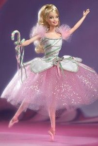 2003 Peppermint Candy Cane Barbie® | Classic Ballet Series *CHILDREN
