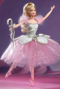 2003 Peppermint Candy Cane Barbie® | Classic Ballet Series *CHILDREN