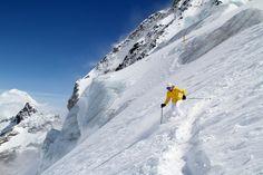Love Saas Fee & @Zermatt - ski the Alps! http://www.liftopia.com/blog/skiing-switzerland-saas-fee-zermatt/