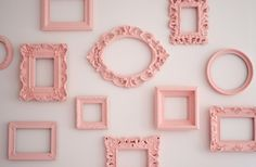 11 Things to Do With Old Picture Frames