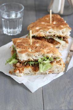 Gevuld Turks brood - Lekker en Simpel