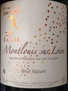 NV Domaine Les Loges de la Folie Brut Nature Montlouis sur Loire