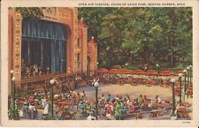 Theater - House of David Park - Benton Harbor, MICHIGAN - LINEN