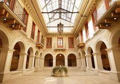 Hacienda Sarria courtyard - Kitchener, ON #iwant