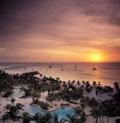 Aruba- loved it on my honeymoon and then again for my 52nd Birthday all expense paid by Park Lane! What a great company and a great trip and a beautiful island!!!