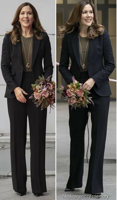 Danish Royalty, Princesa Mary, Danish Royal Family, Flowers For You, Crown Princess Mary, Royal Fashion, Fashion Pictures, Clothing Ideas, Denmark