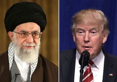 """IRAN'S SUPREME LEADER CRITICIZES US POLICIES TOWARD TEHRAN. Iranian Supreme Leader Ayatollah Ali Khamenei lashed out on Sunday at US President Donald Trump's administration and what he characterized as its hostility to the Islamic Republic.  """"This inexperienced group has not recognized the people and leaders of Iran,"""" he said, according to the website for state TV. """"When they get hit in the mouth, at that time they'll know what's going on."""""""
