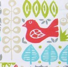 big fabric vtg 50s 60s 70s retro scandinavian style Heals era DIY curtains