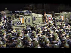 Astra Militarium cadian 92nd Regiment
