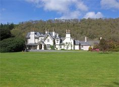 Amazing country house in Wales