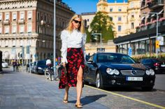 Street Fashion  for women What to wear for the day!