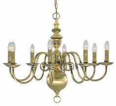 Antique chandeliers are the perfect choice for homes that are decorated on a traditional or vintage style. Featuring elaborate details and designs, they add a warm and soothing ambience to the room interiors.