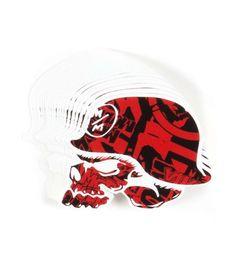 "Metal Mulisha Insurgent 3"" sticker Decal Moto-X FMX race Skull Logo Classic  #metalmulisha"