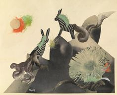 Animals as an endless source of creative inspiration. An exploration of the finest in art, illustration, crafts and design from around the world featuring animals, both real and fantastic. Dada Collage, Collage Kunst, Collage Artists, Dada Artists, New Artists, Hannah Hoch Collage, Hannah Höch, Collages, Photocollage