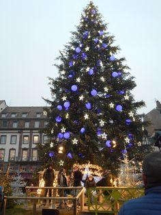 Marché de Noël de Strasbourg 2016