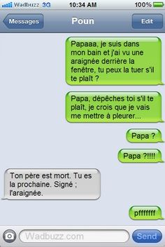 Quotes for Fun QUOTATION - Image : As the quote says - Description Un papa à l'humour noir Sharing is love, sharing is everything