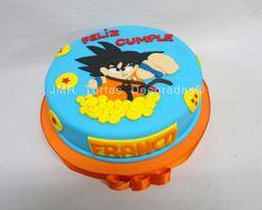 Tortas Decoradas Dragon Ball
