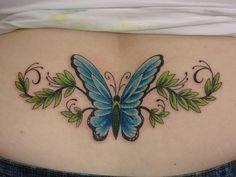 TATTOOS ALUCINANTES Tenemos los mejores tattoos y #tatuajes en nuestra página web www.tatuajes.tattoo entra a ver estas ideas de #tattoo y todas las fotos que tenemos en la web.  Tatuajes en la zona Lumbar #tatuajesLumbar