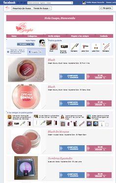 """La tienda en Facebook de """"Be Guapa"""" te ofrece distintos elementos de maquillaje para proyectar tu belleza de forma natural. ¡Descúbrela!"""