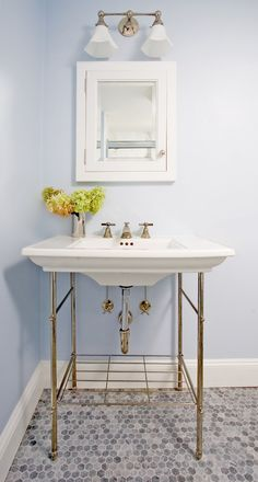 ideas for decorating bathrooms with vintage style
