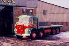 Atkinson Vintage Trucks, Old Trucks, Bedford Truck, West Coast Choppers, Commercial Vehicle, Classic Trucks, Britain, Transportation, James Arthur