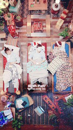 ChenBaekXi - EXO  ♡(●♡∀♡)
