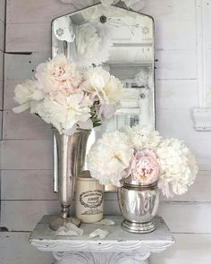 Shabby Chic Home Decor Tips And Must Know Advice – Models and Ideas Estilo Shabby Chic, Vintage Shabby Chic, Shabby Chic Style, Shabby Chic Decor, Parisian Chic, Shabby Chic Bedrooms, Shabby Chic Furniture, French Country Cottage, Cottage Chic