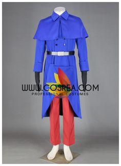 APH Hetalia France Cosplay Costume