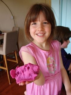 Block Party and Partners in Playdough Temple Terrace, Florida  #Kids #Events