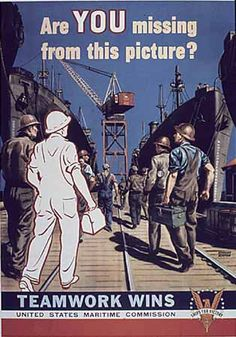 Merchant Marine WWII