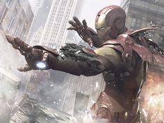 imthenic: Iron Man Mark III by Suheryanto Hatmaja - Geek Art. Follow back if similar.-