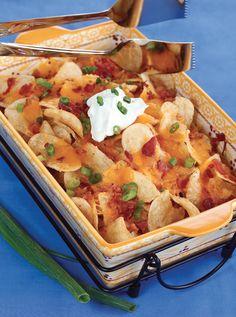 temp-tations® by Tara: Loaded Potato Chips