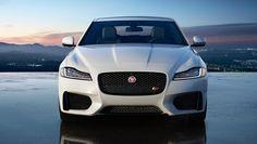 2016 Jaguar XF. #Jaguar #XF #RobbReport