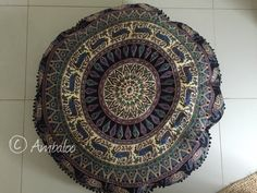 Hey, I found this really awesome Etsy listing at https://www.etsy.com/listing/271850852/large-bohemain-floor-cushions-covers