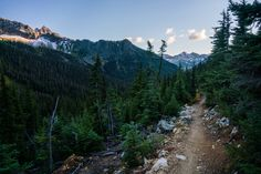 Washington, Pacific Crest Trail