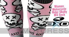 AXO Skully MX sock