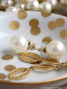 Shopgirl: DIY Kate Spade Inspired Jewelry Dish