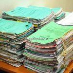 Son casi 2 mil páginas las extraviadas del expediente judicial de Colombi