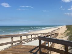 Apollo Beach, Canaveral National Seashore, Volusia County, Florida - One of our favorite places!