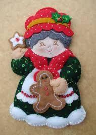 Resultado de imagen para portacubiertos navideños